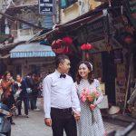 """Top địa điểm chụp ảnh cưới đẹp ở Hà Nội siêu """"hot"""", lãng mạn 2018"""